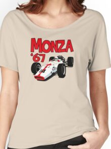 1967 Honda RA300 F1 Car Women's Relaxed Fit T-Shirt