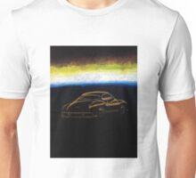 VW Karmann Ghia Gold in the morning Unisex T-Shirt