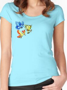 Legendary Birds Women's Fitted Scoop T-Shirt