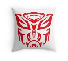 Auto Tribe Throw Pillow
