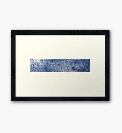 SES V01-01 Framed Print