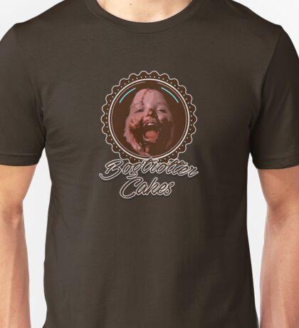Bogtrotter Cakes Unisex T-Shirt