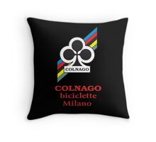 COLNAGO Throw Pillow