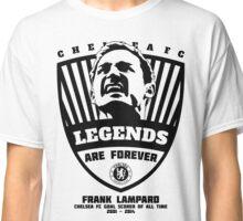 Frank Lampard Chelsea FC Legend Classic T-Shirt