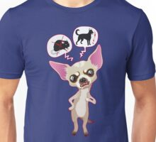 Angry Chihuahua Unisex T-Shirt