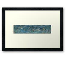 SES V01-03 Framed Print