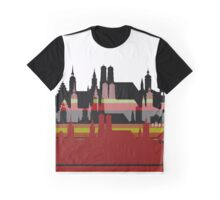 Munich lines 2 Graphic T-Shirt