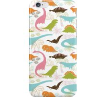 Doofy Dinos iPhone Case/Skin