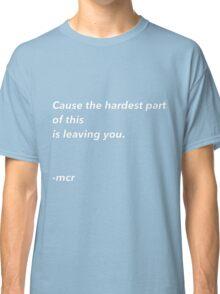 Cancer mcr Classic T-Shirt