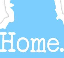 New York Home NY Pride NYC Blue Sticker