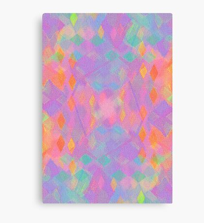Fish scale Canvas Print