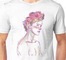 Flower Crown Draco Malfoy Unisex T-Shirt