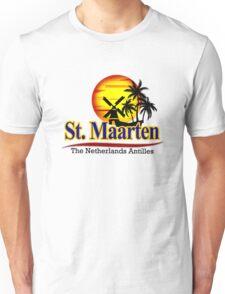 St. Maarten, The Netherlands Antilles Unisex T-Shirt