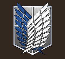 Scouting Legion - Attack on Titan cosplay - alternate version Unisex T-Shirt