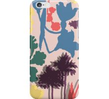 English Floral iPhone Case/Skin