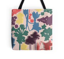 English Floral Tote Bag