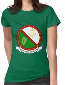 Irish Naval Service Womens Fitted T-Shirt