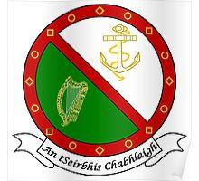 Irish Naval Service Poster
