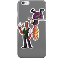 SP: Ghastly and Tanith Design iPhone Case/Skin