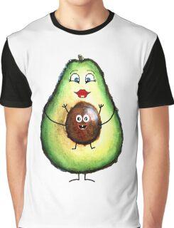 Babyseed Avocado  Graphic T-Shirt