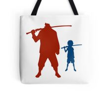 The Boy and the Beast Tote Bag