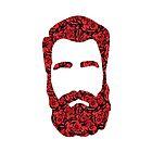 Flower Beard by octoboobs