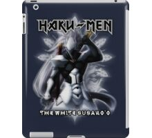 Haku-men - The White Susano'o iPad Case/Skin
