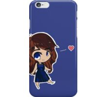 Chibi Belle! iPhone Case/Skin