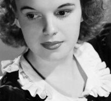 Judy Garland 1940 Sticker