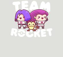 Chibi Team Rocket - Pokemon Unisex T-Shirt