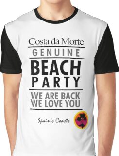 Costa da Morte Graphic T-Shirt