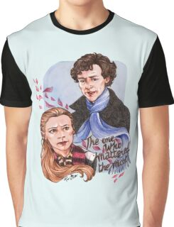 The one who mattered the most Graphic T-Shirt