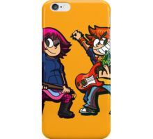Scott and Ramona iPhone Case/Skin