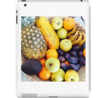 Warming Fruits iPad Case/Skin