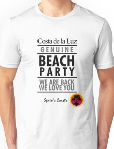Costa de la Luz Unisex T-Shirt
