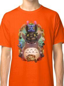 Totoro lilo Classic T-Shirt