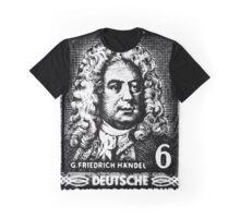 Georg Friedrich Händel (DDR 1952) Graphic T-Shirt