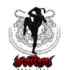 Muay Thay Boxing 3 - Thailand Martial Art  by lu2k