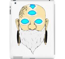 Old Avatar Last Airbender iPad Case/Skin