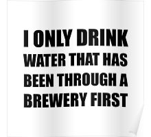 Water Brewery Poster