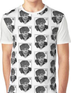 Coonskin Anze Kopitar Tee - LA Kings Graphic T-Shirt