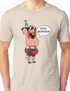 Uncle Grandpa, Good Morning Unisex T-Shirt