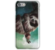 Where The Lazy Things Are iPhone Case/Skin