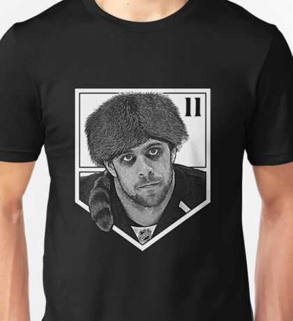 Coonskin Anze Kopitar Tee - LA Kings (two-color design) Unisex T-Shirt