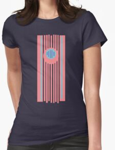 Between Lines Womens Fitted T-Shirt