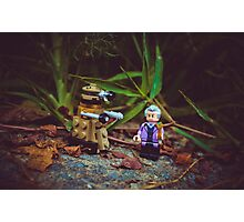 Exterminate the Doctor! Photographic Print