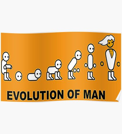 Evolution - PC Master Race Poster