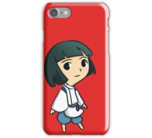 Haku (Spirited Away) iPhone Case/Skin