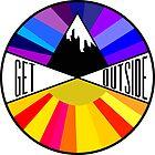 Get Outside | Mountain & Sun by lawjfree
