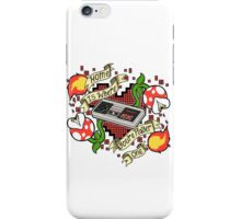Home is Where You're Player One iPhone Case/Skin